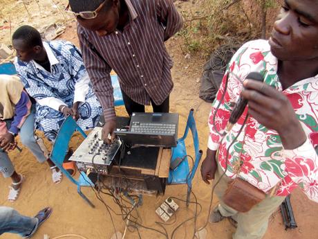 Sahel Sounds: Modern Music from Mali