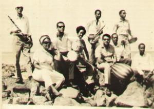 Howadaii Waabari, 1960. Featuring Magool