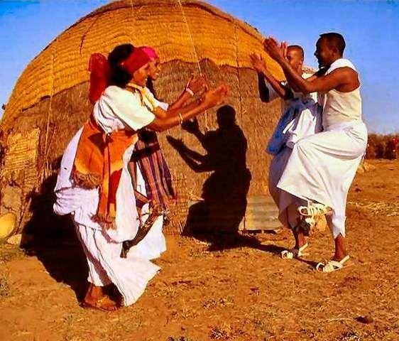 Somali_village