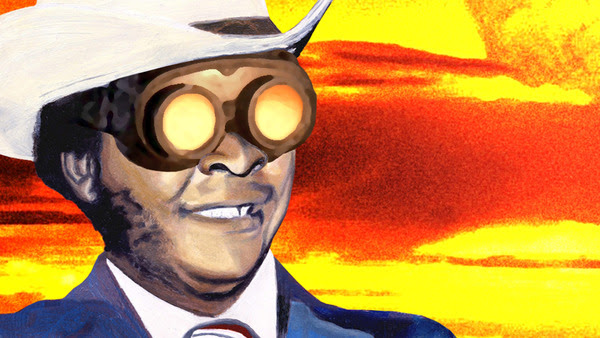 David Byrne + all his best music friends play the songs of William Onyeabor LIVE!