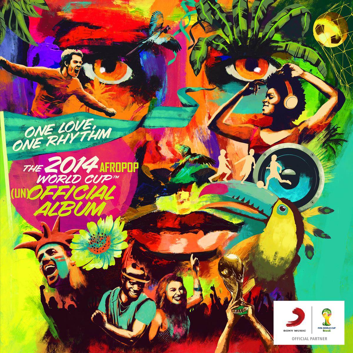The 2014 Afropop (Un)official World Cup Album