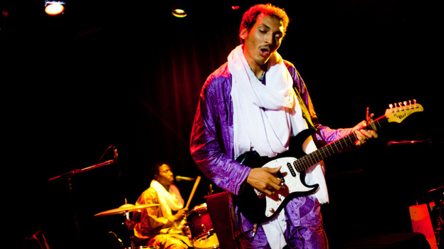 Video: Bombino Rocks the Opening of a Tuareg Cultural Center