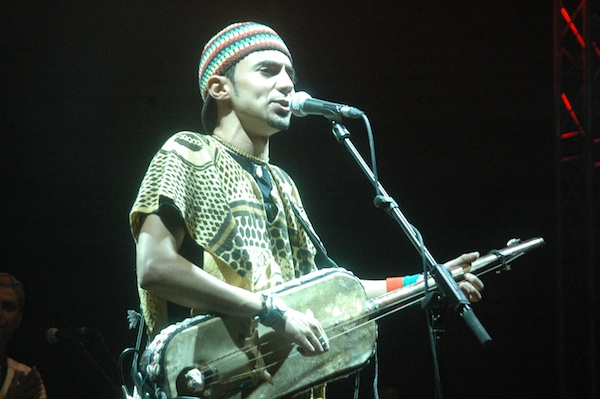 Guest Bloggers Around the World: Algerian Music Beyond Borders