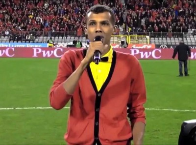 """Stromae Drops """"Ta Fete"""" for World Cup, Makes U.S. Debut"""