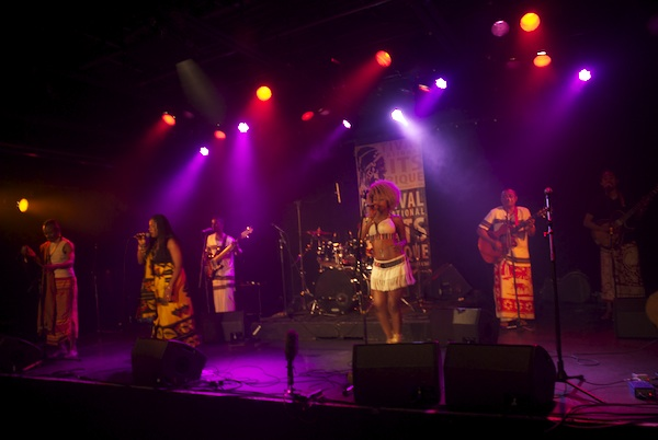 Three Great Nights at Montreal's Nuits d'Afrique