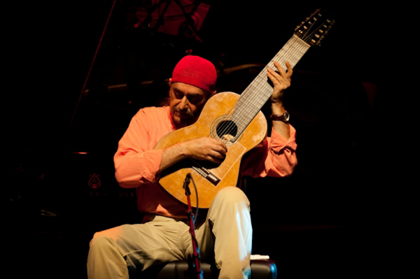 Ticket Giveaway! Egberto Gismonti Live in NYC