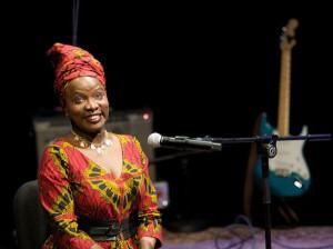 Angelique Kidjo (Eyre 2014)