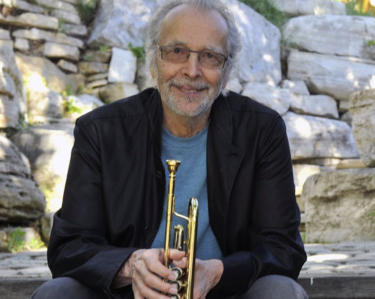 Interview: Going Places with Herb Alpert