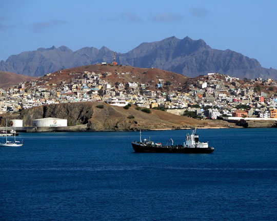 An Atlantic Journey: From Cape Town to Cape Verde