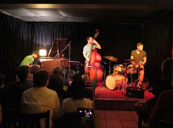 Kyle Shepherd Trio live in Cape Town. Sublime!