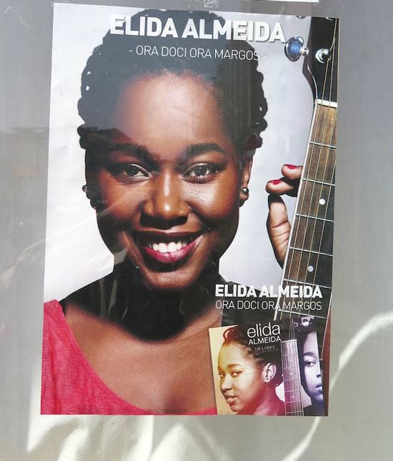 A rising star in Cape Verdean music in 2015
