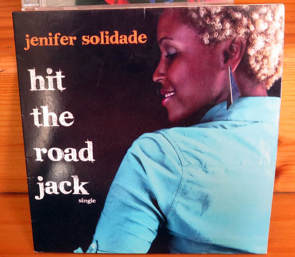 """Jenifer's breakout 2014 hit, a cover of """"Hit the Road, Jack"""" retooled to call out abusive Cape Verdean men."""