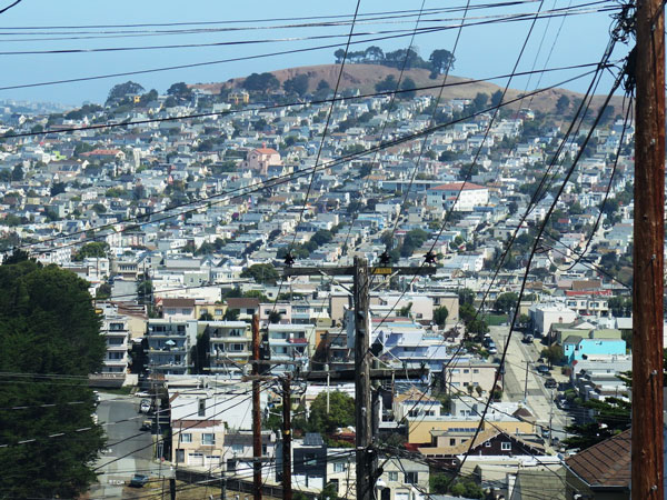 San Francisco skyline (Eyre)
