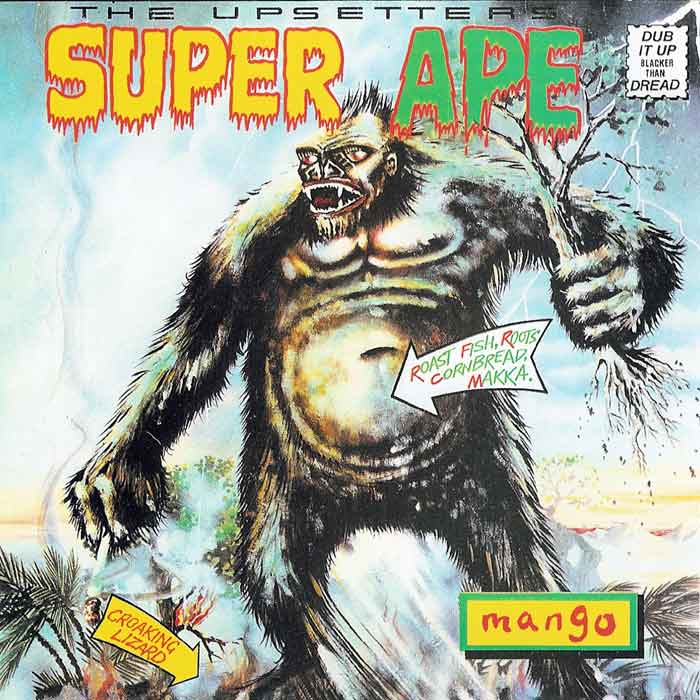 """Lee """"Scratch"""" Perry Needs Giant Gorilla for Super Ape Tour"""