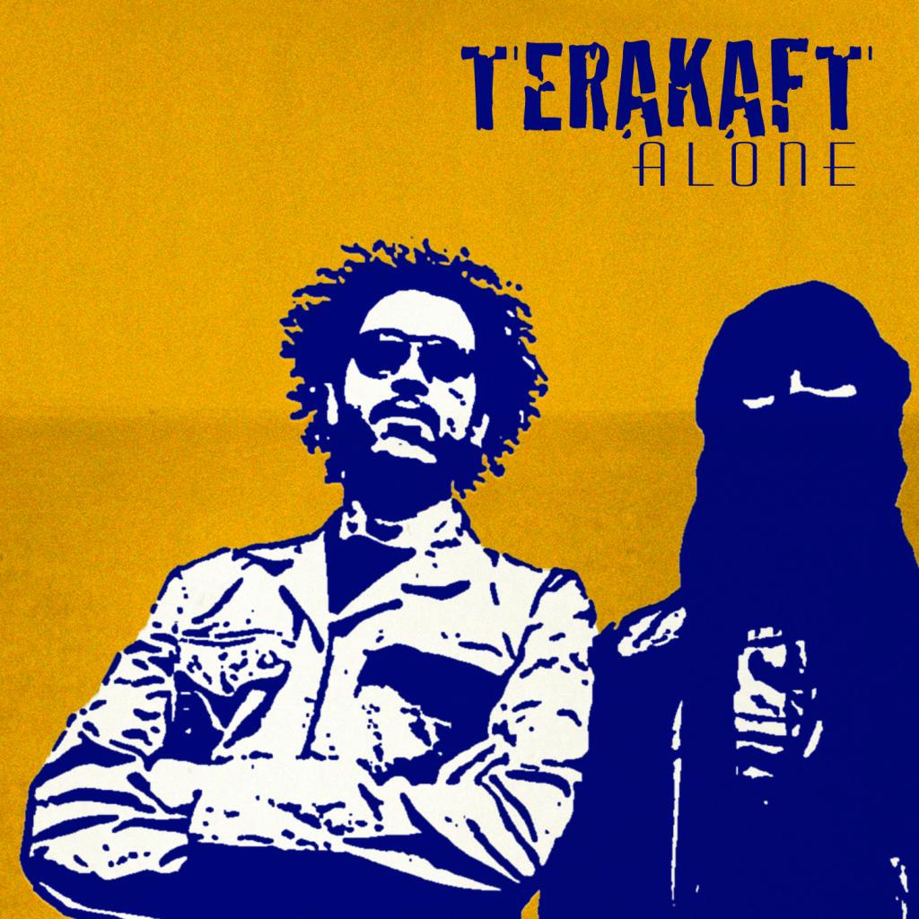 19909-TERAKAFT_Alone_cover