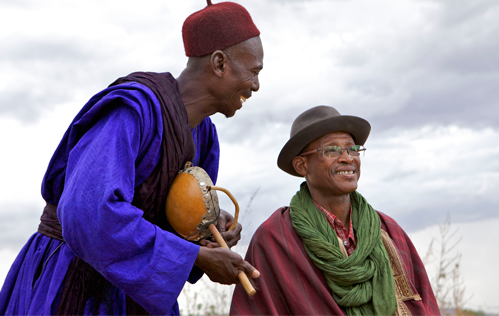 Afel Bocoum on the Musical Traditions of Mali