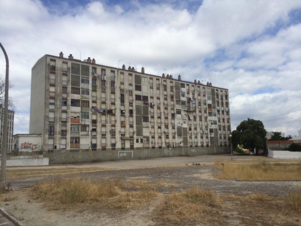 Suburban housing projects were meant to help Lisbon's African population, but often served to isolate them.