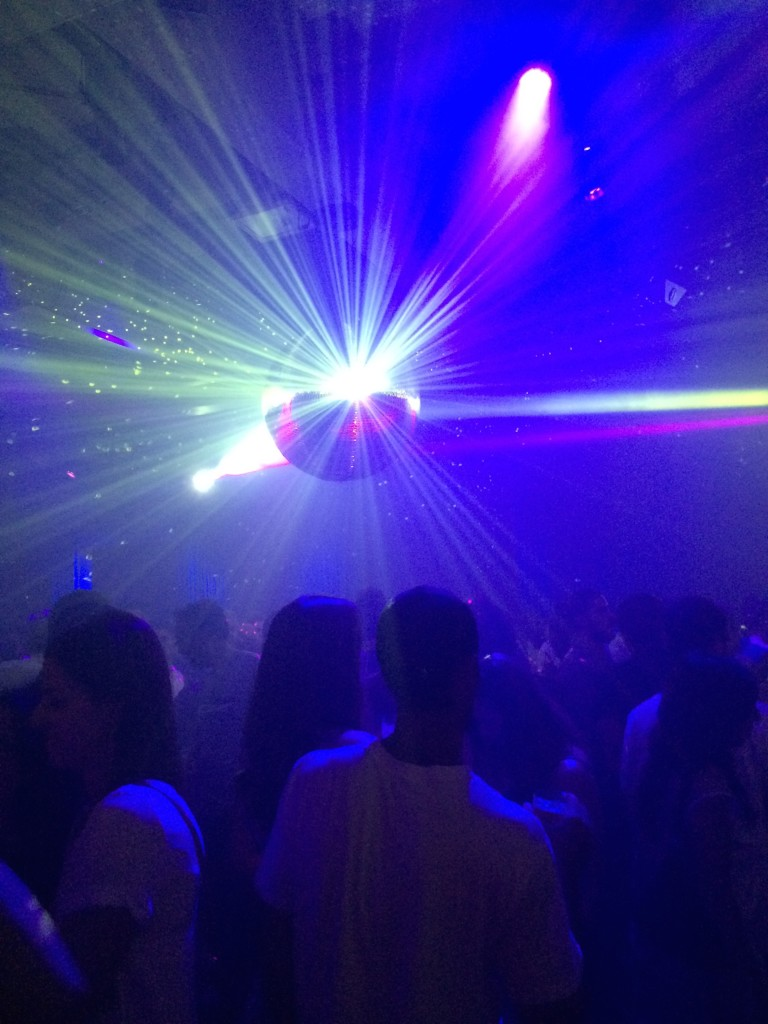 Lux is well…Deluxe. One of the largest clubs in Lisbon's downtown.
