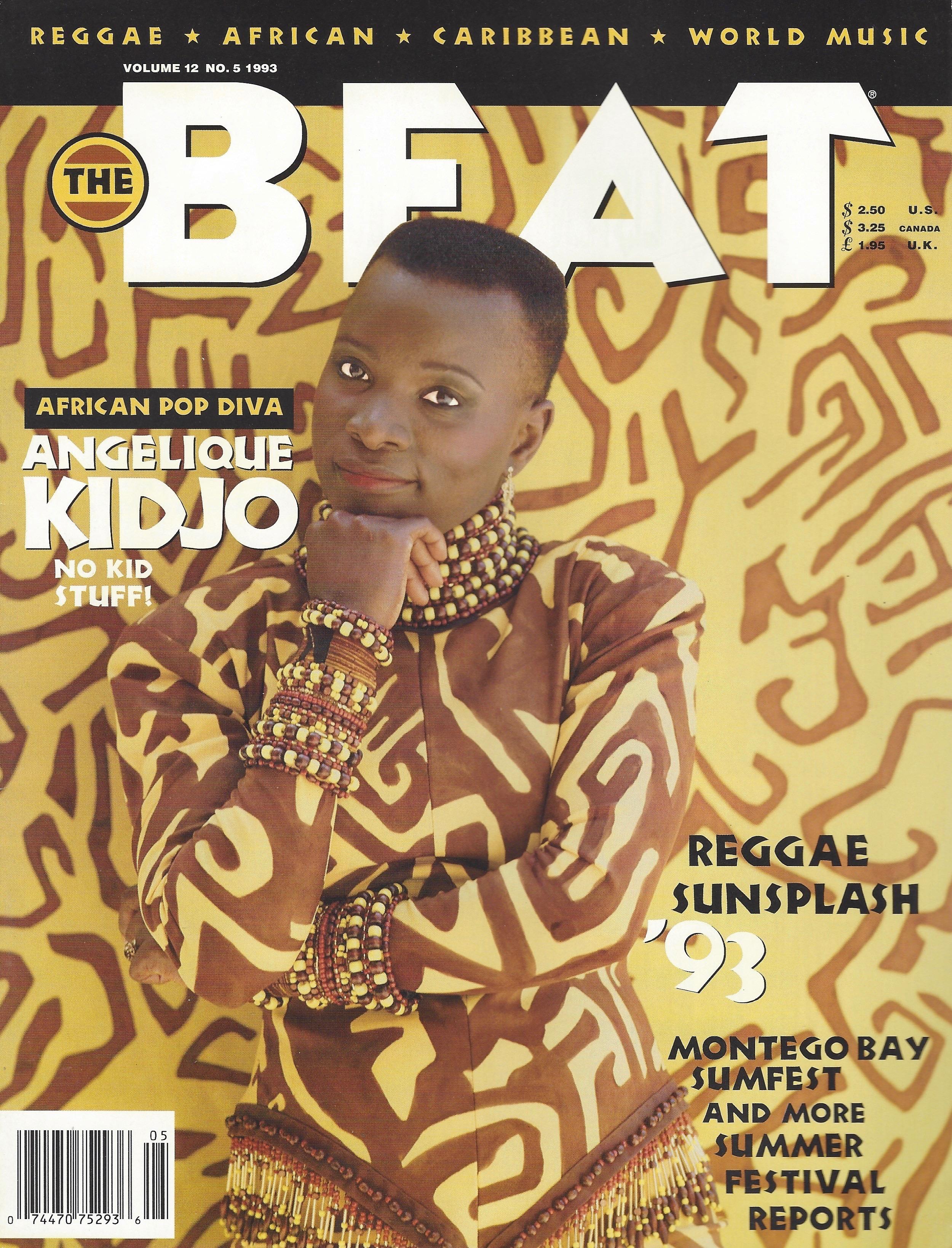 Best of The Beat on Afropop: Angelique Kidjo