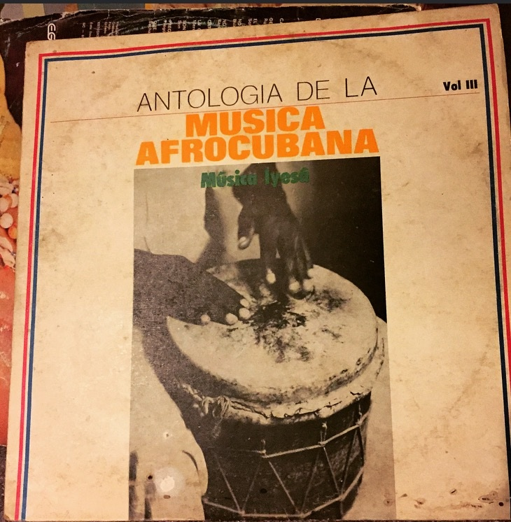 Voices in Vinyl: Matanzas—A Story in Afro-Cuban Culture