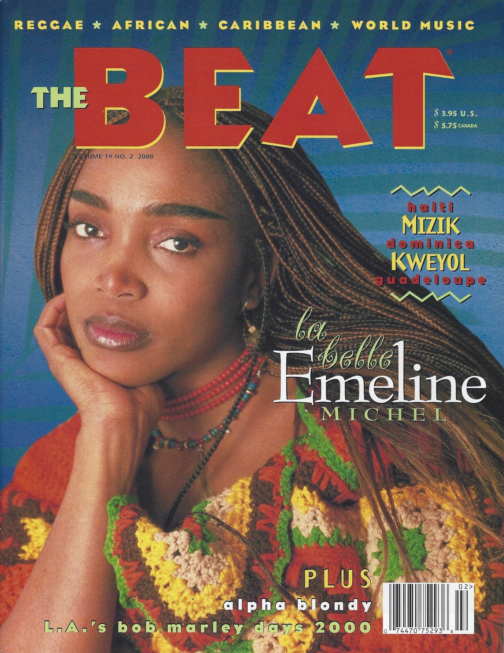 Best of The Beat on Afropop: Emeline Michel and Women Artists of Haiti