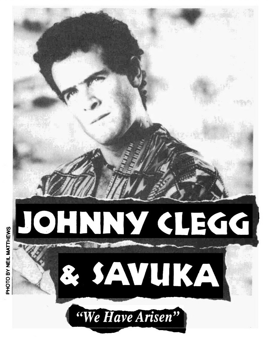 Best of The Beat on Afropop: Johnny Clegg