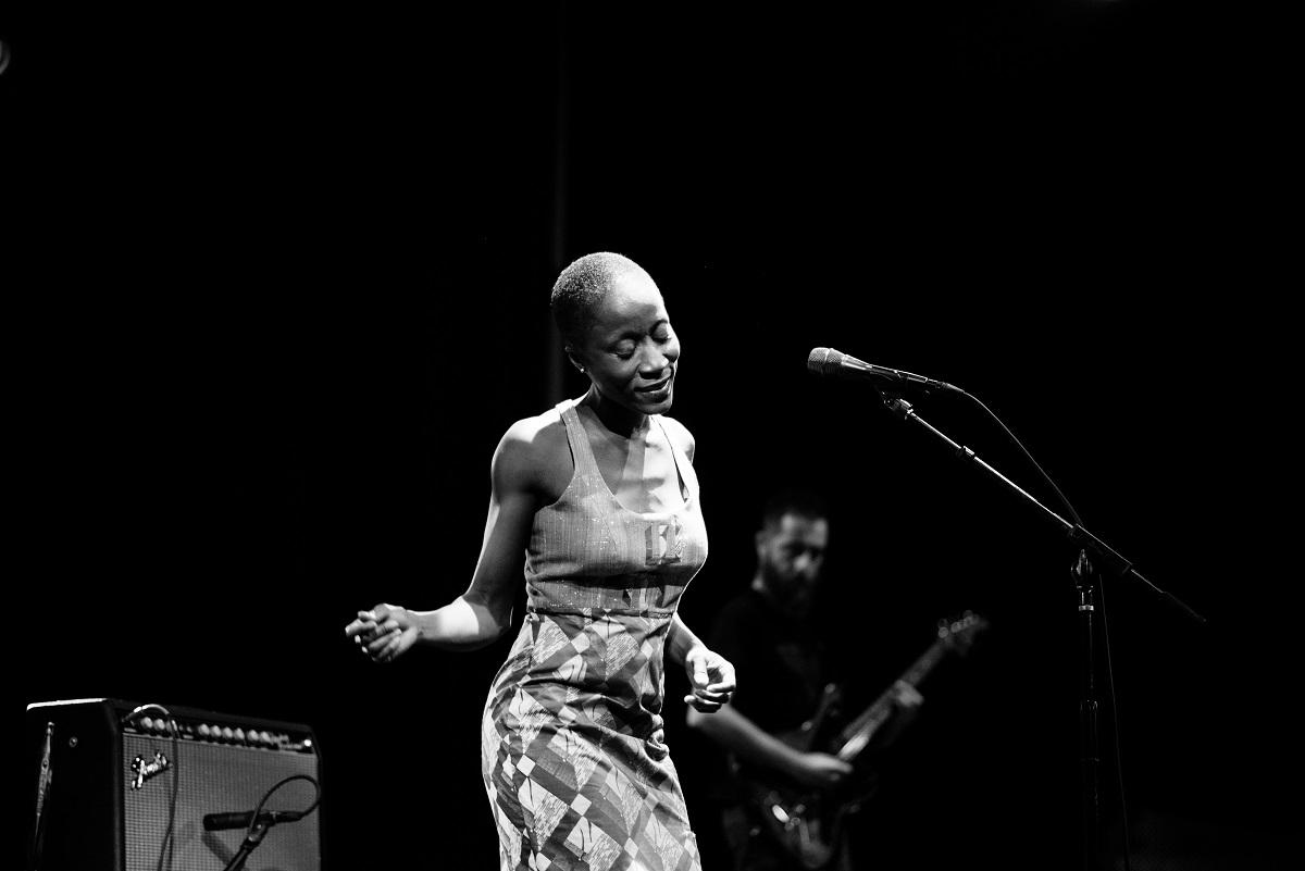 Rokia Traoré Live at the Highline Ballroom