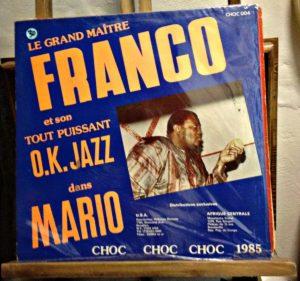 Franco album cover