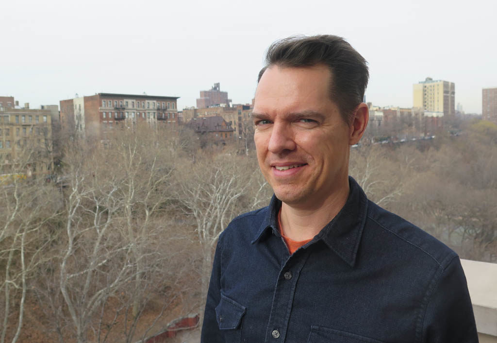 Gregory Mann in New York (Eyre 2016)