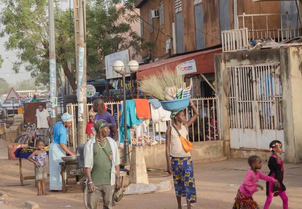 Lafiabougou street
