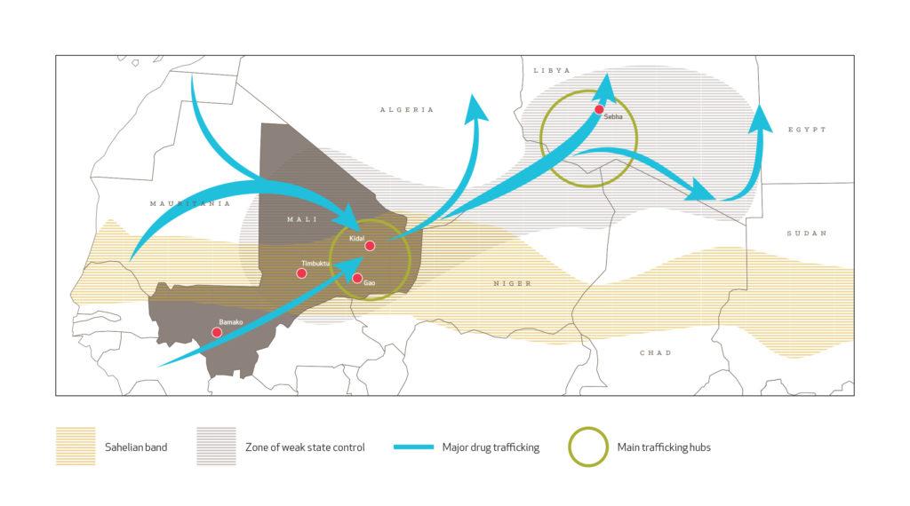 Mali-Trafficking-Map