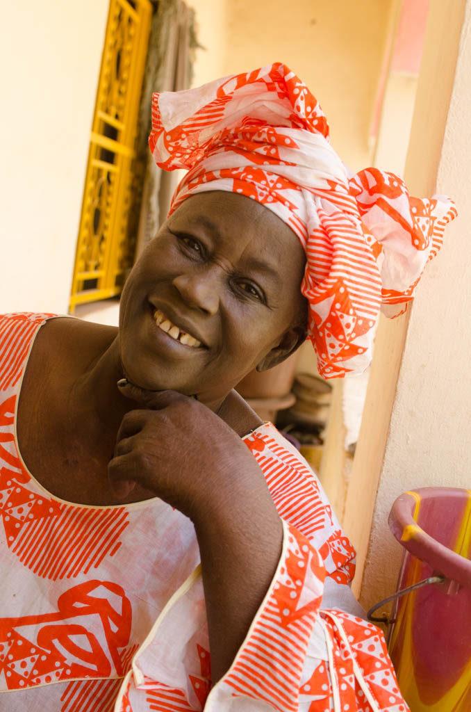 Wassoulou singer Sali Sidibe