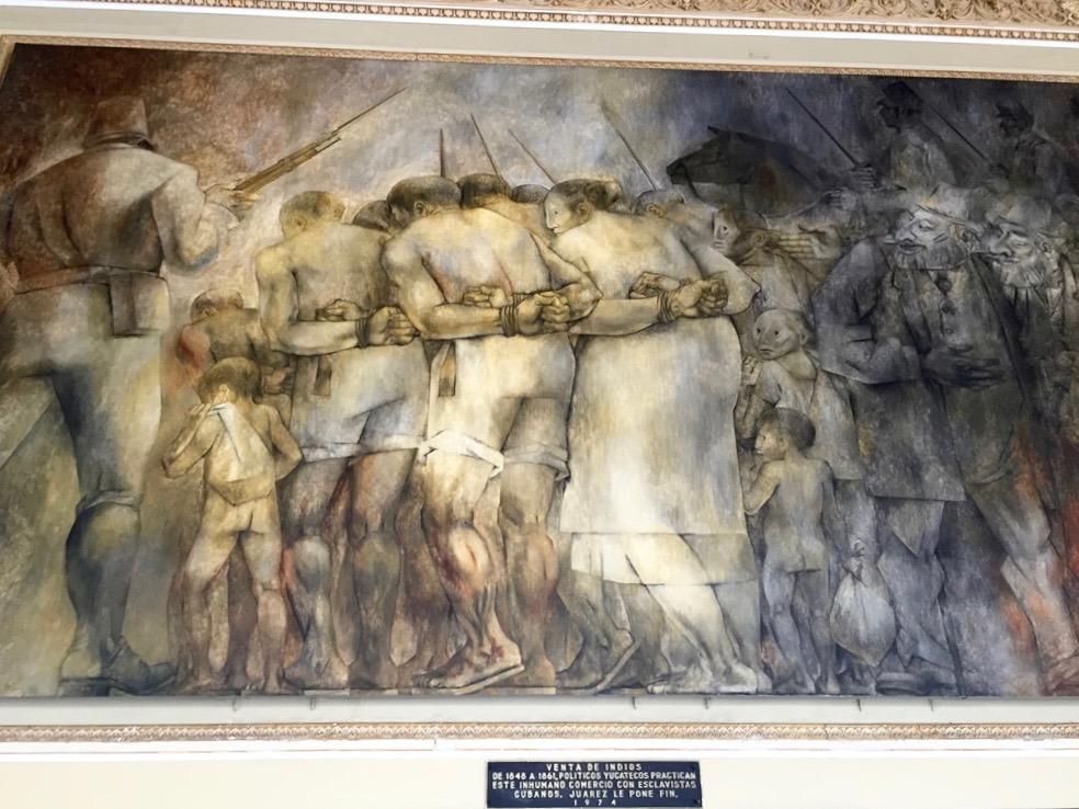 mural merida