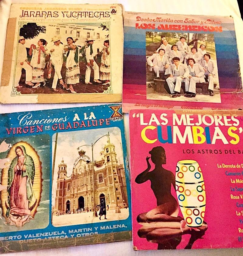 Voices in Vinyl: Music in Merida, Mexico