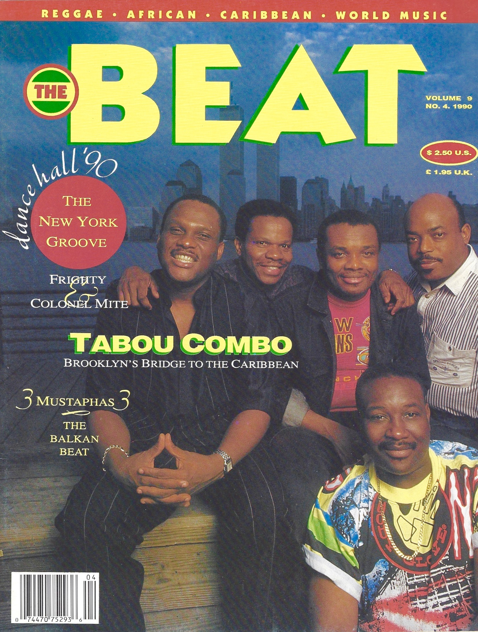 Best of The Beat on Afropop: Haiti 101, Part Three--Tabou Combo