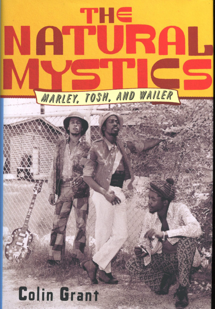 """Colin Grant's excellent 2012 book provided useful background for the Bunny Wailer segment in Afropop's """"Two Lions"""" program."""