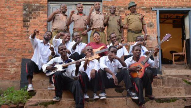 The Zomba men's band