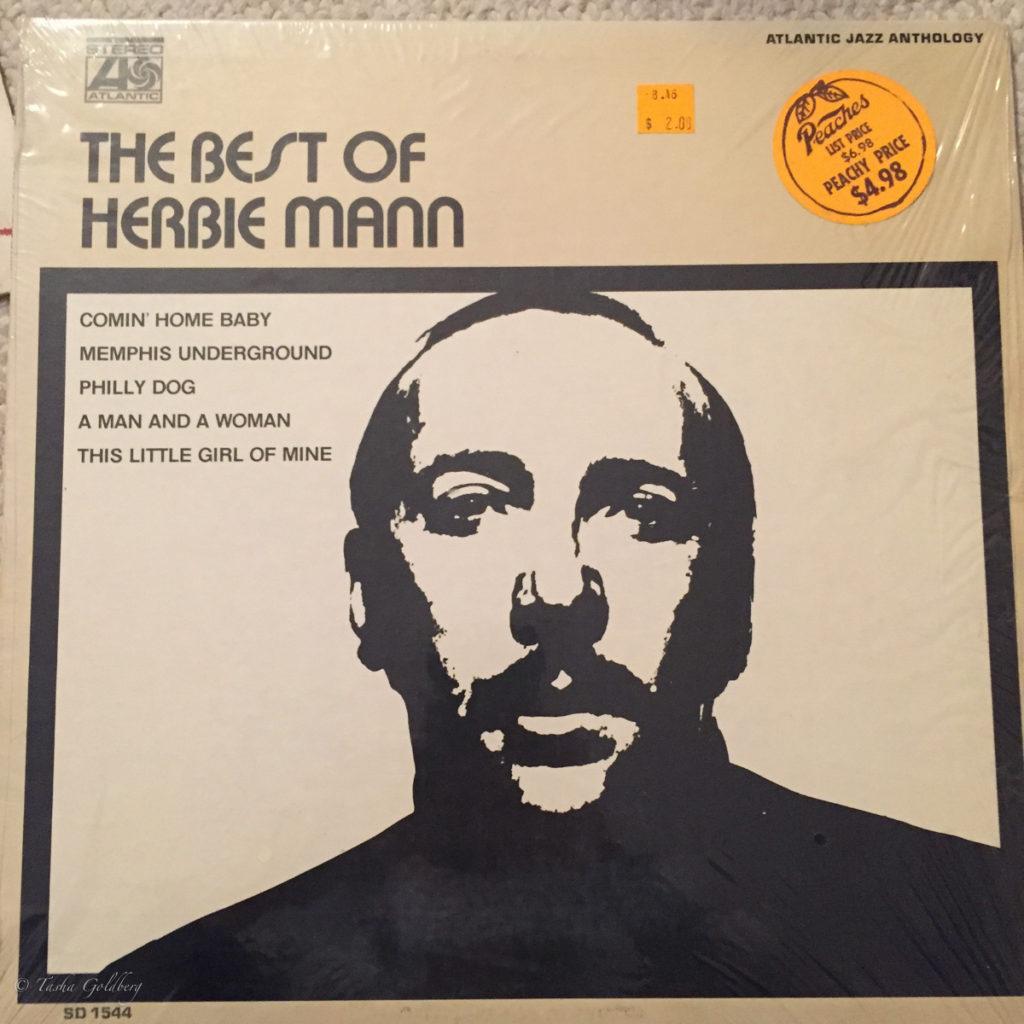 The Best of Herbie Mann (1 of 1)