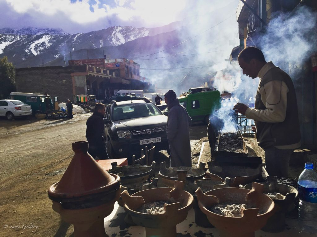 Truck stop tagines