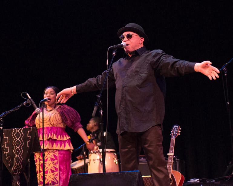 Salif Keita Live at New York's Town Hall