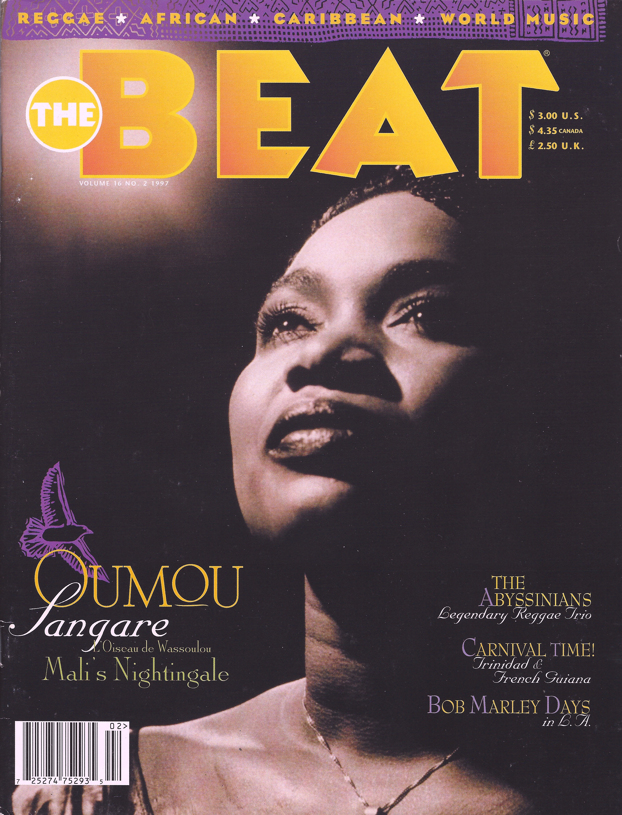Best of The Beat on Afropop: Oumou Sangare, Mali's Nightingale