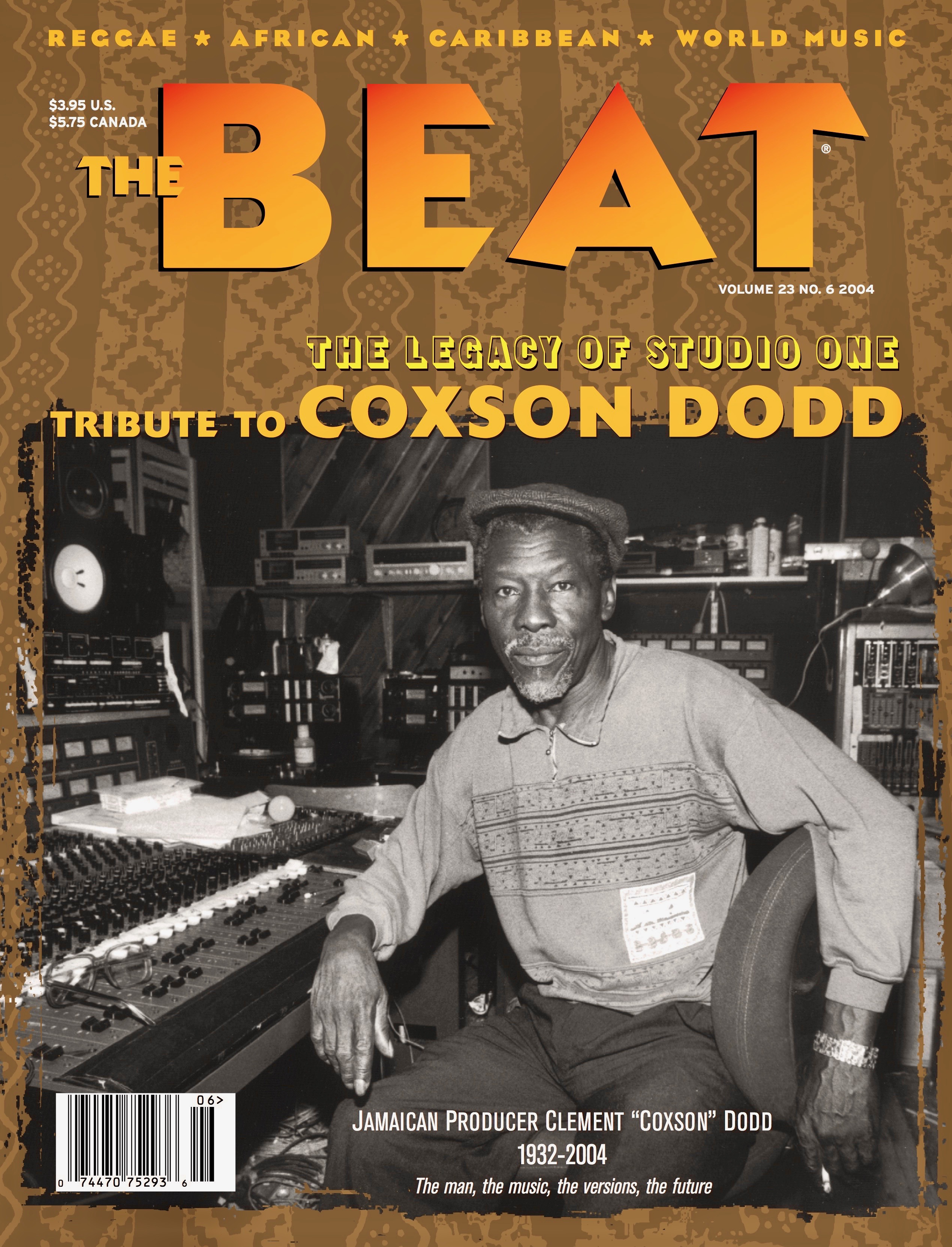 Best of The Beat on Afropop: Remembering Jamaica's Foremost Producer, Coxson Dodd