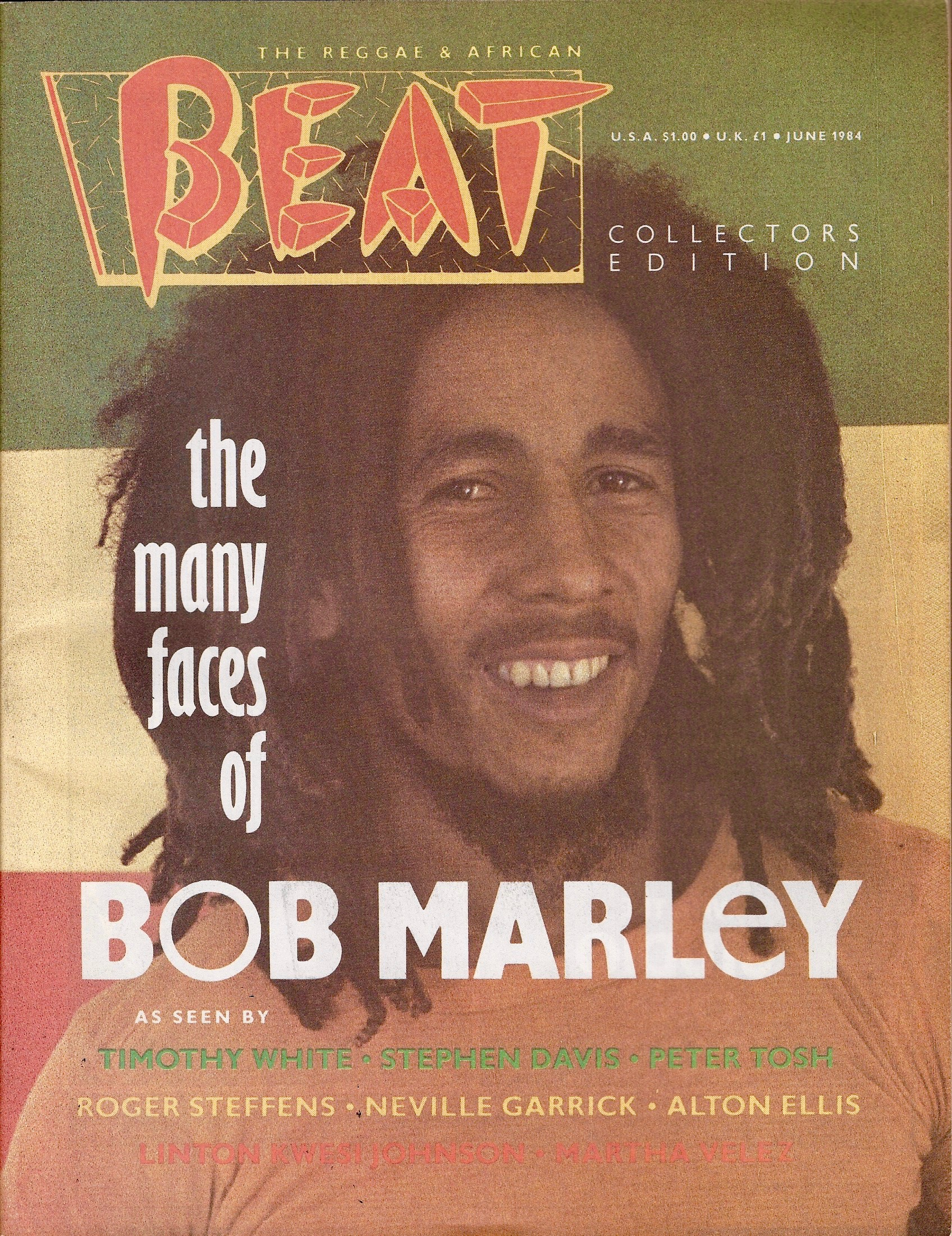 Best of The Beat on Afropop: In Tribute to Bob Marley