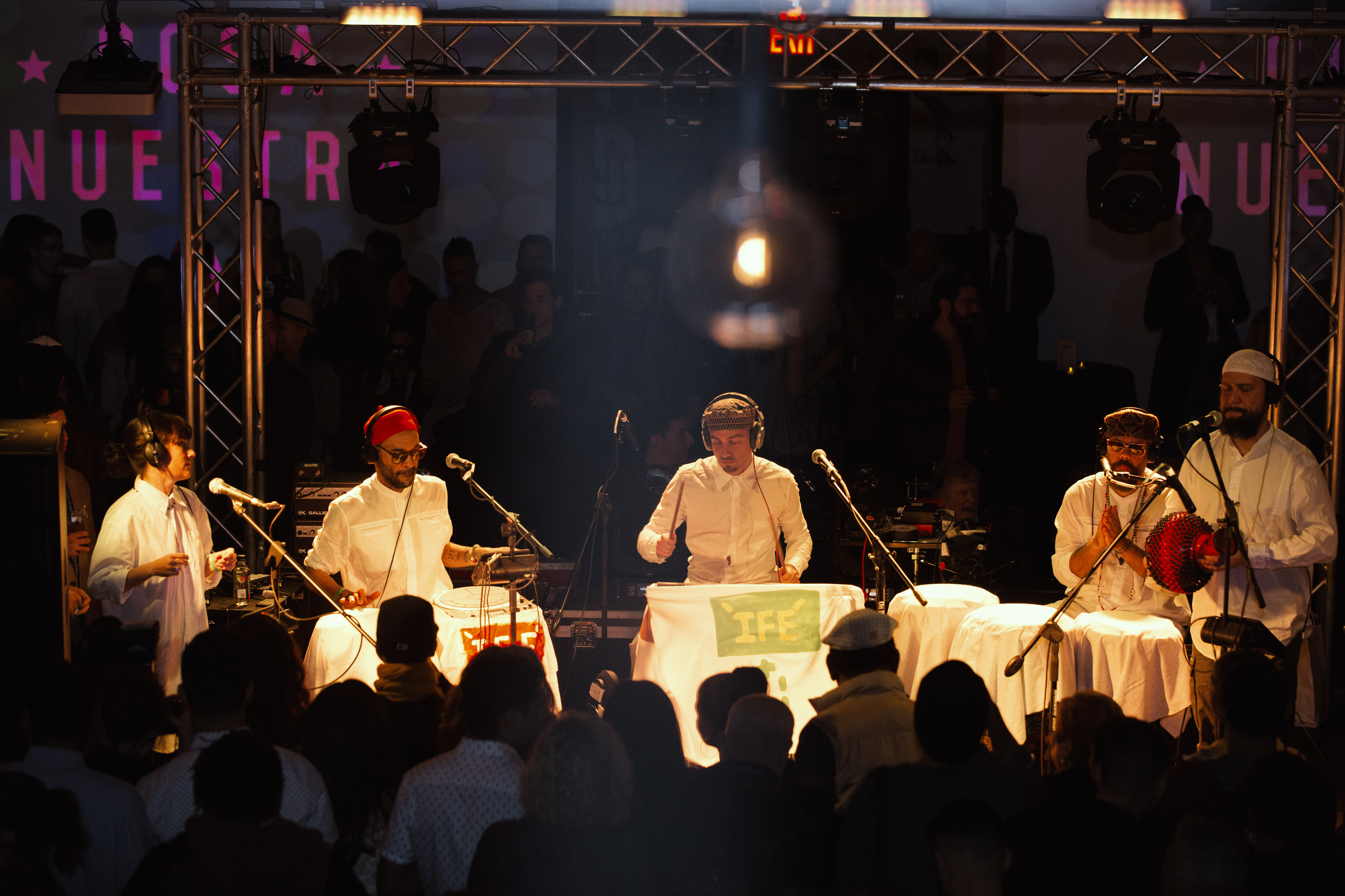 Otura Mun of Puerto Rican Band ÌFÉ Discusses the Spiritual Meaning of Ifá