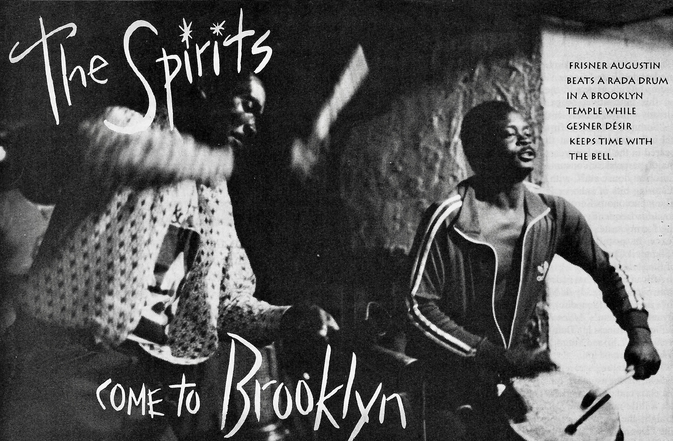 Best of The Beat on Afropop: Vodou in Brooklyn