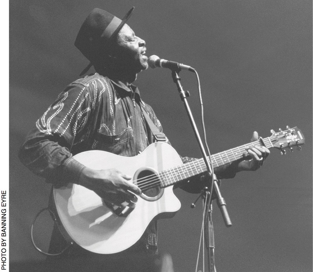 Best of The Beat on Afropop: Remembering Ali Farka Toure