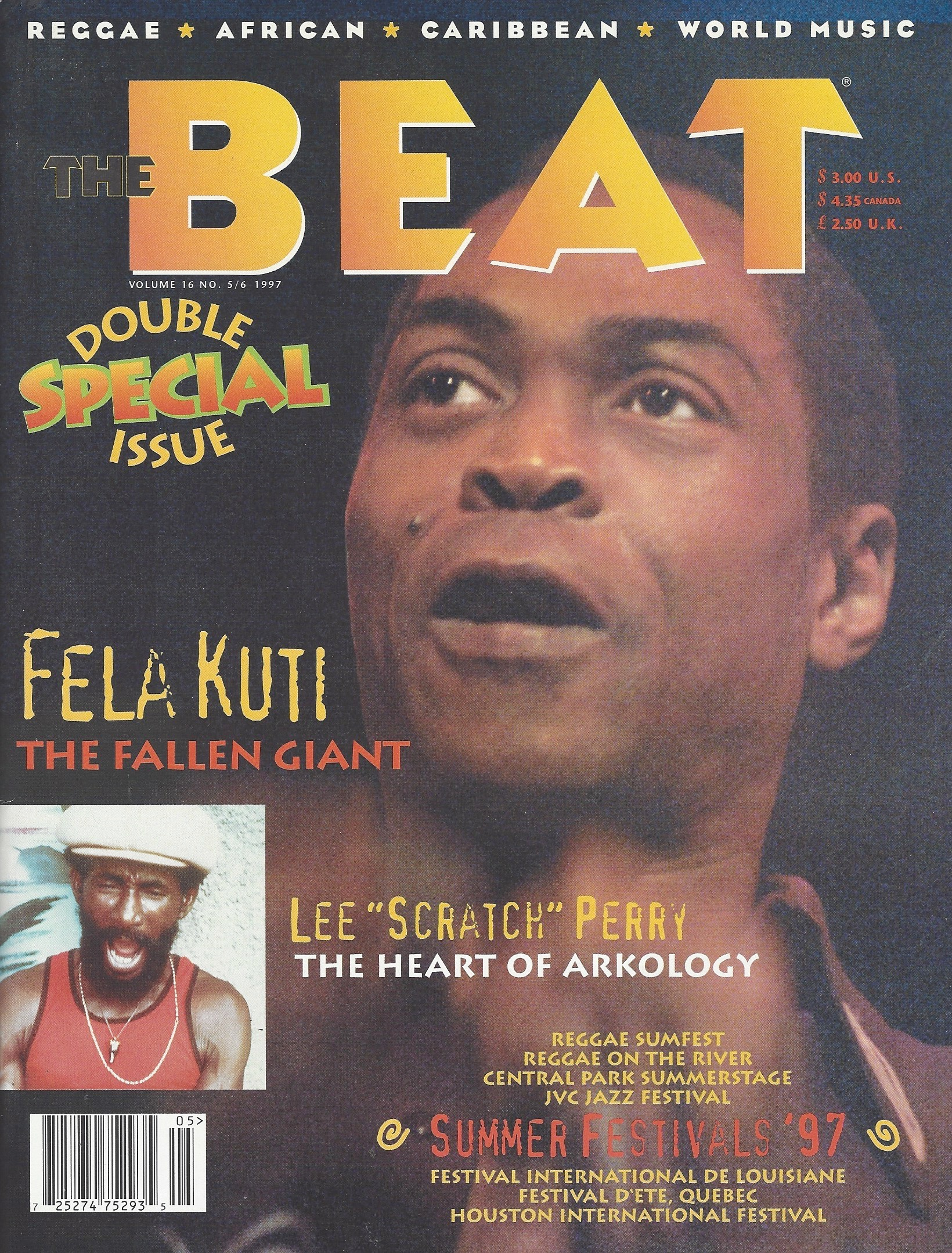 Best of The Beat on Afropop: Fela Kuti—20 Years After