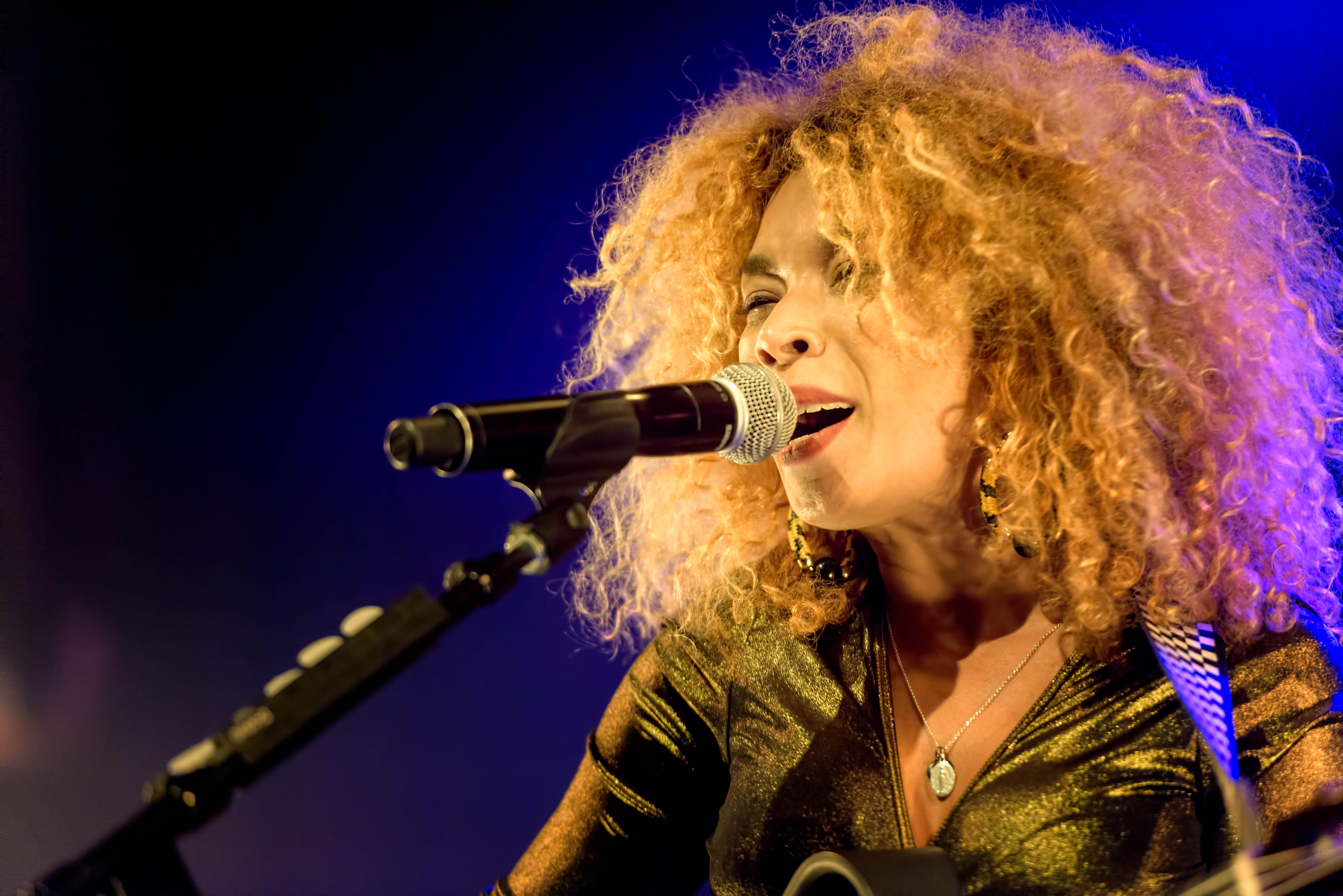 Flavia Coelho: A Brazilian Soul