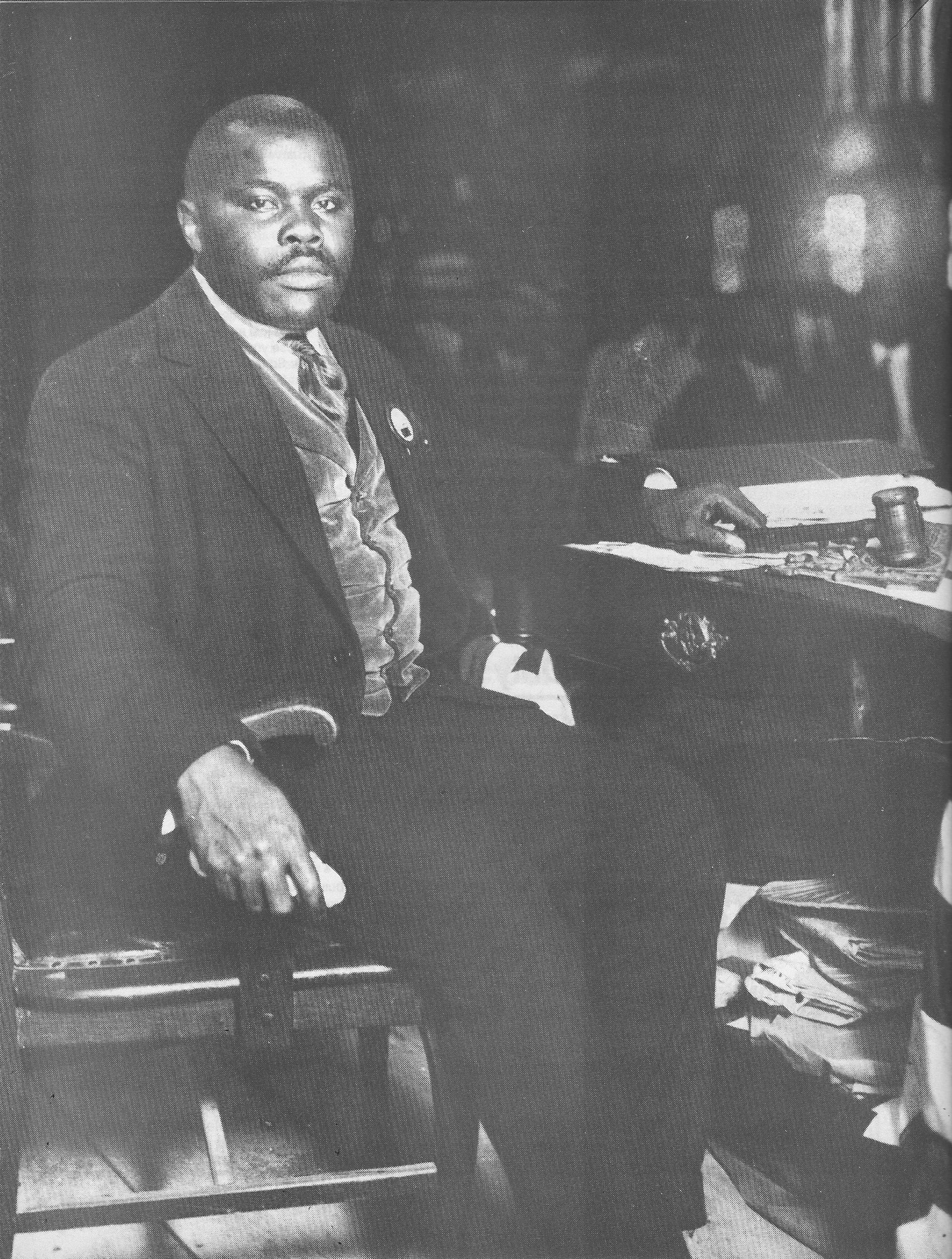 Best of The Beat on Afropop: 130 Years of Marcus Garvey