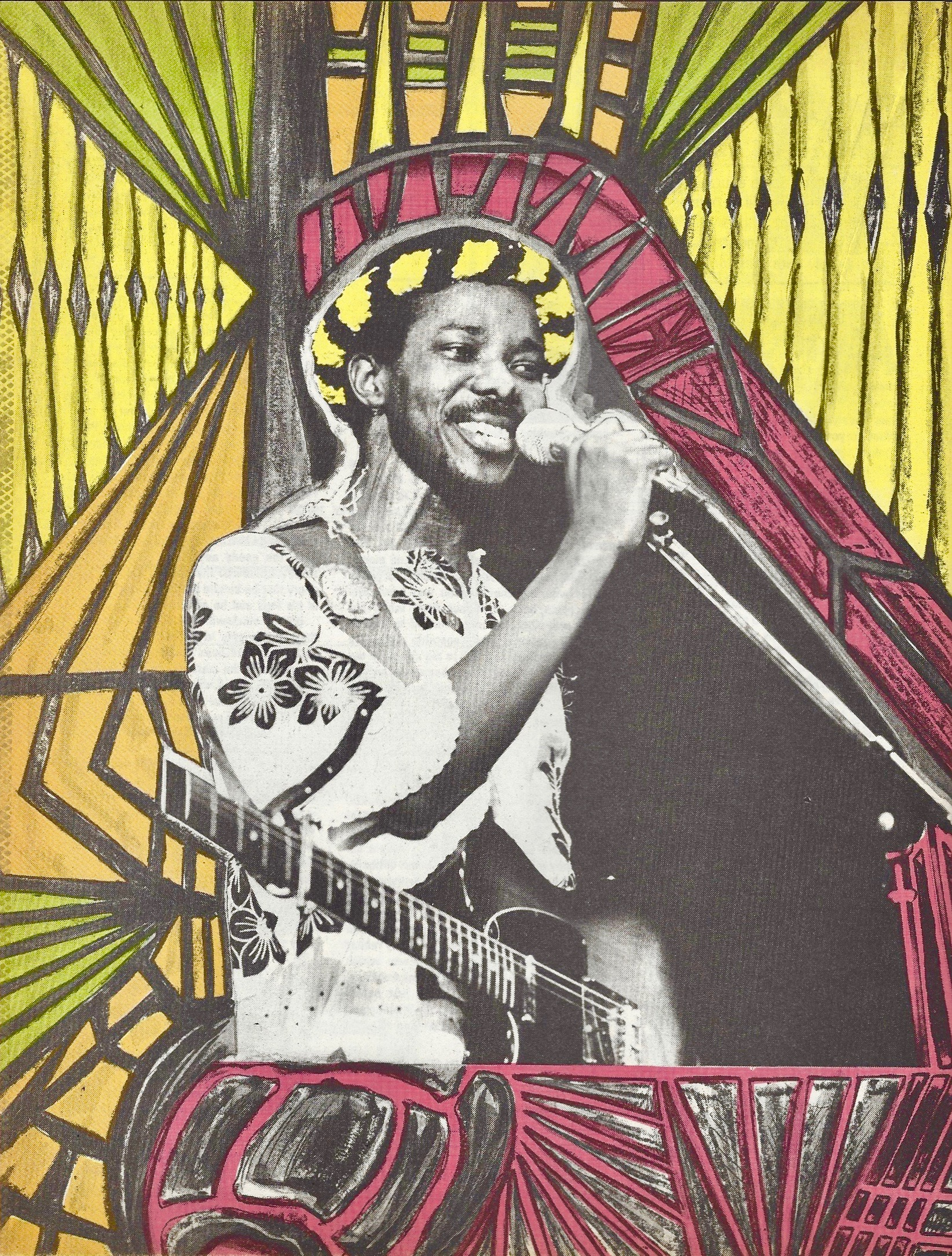 Best of The Beat on Afropop: Salute to Nigerian Independence--King Sunny Ade